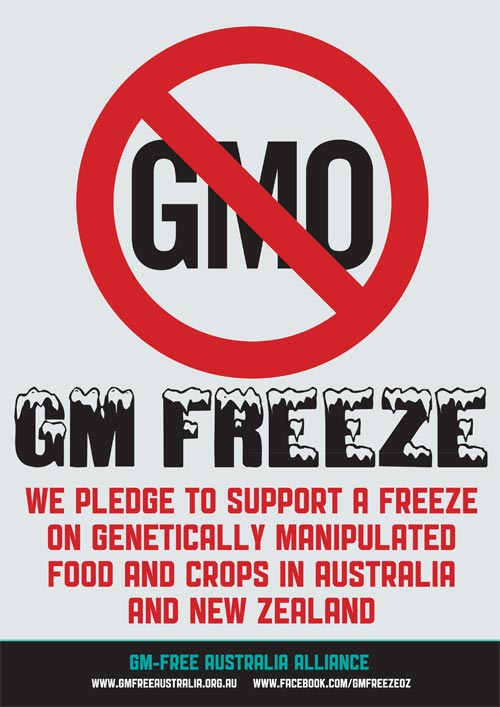 GM Freeze poster