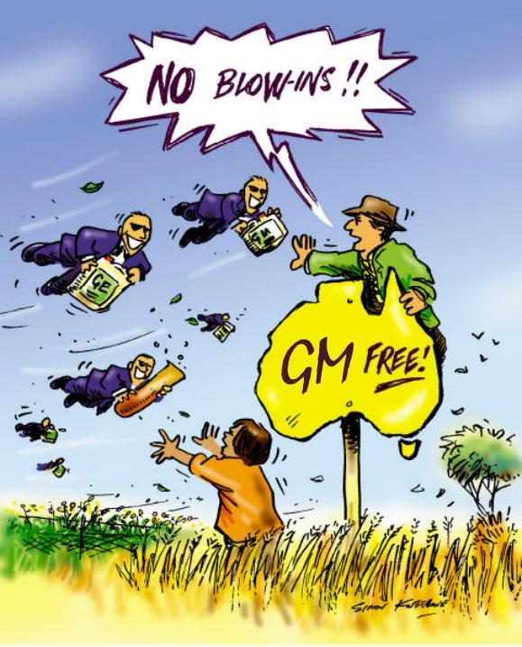 No Blowins!